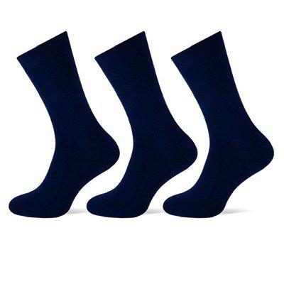 3 stuks Heren sokken Marine