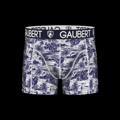 Gaubert Heren boxershort Print Grijs