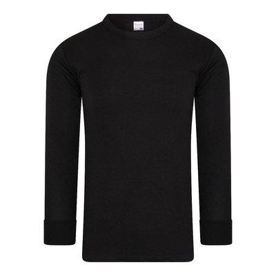 Beeren Heren thermo hemd met lange mouw Zwart