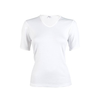 Beeren Thermo dames shirt korte mouw Wit