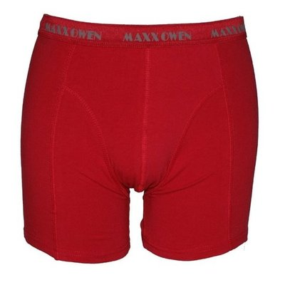 Maxx Owen Heren boxershort Chilipepper