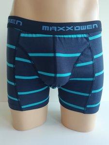 Maxx Owen Heren Boxershort gestreept Blauw